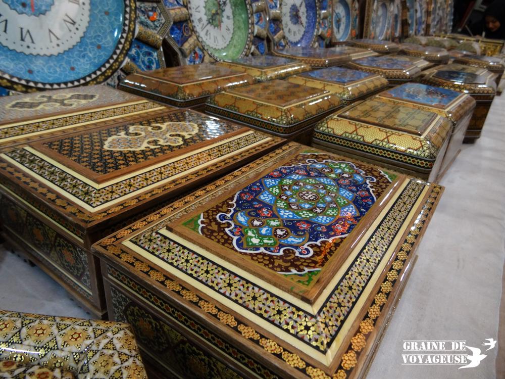 Art Marqueterie Iran