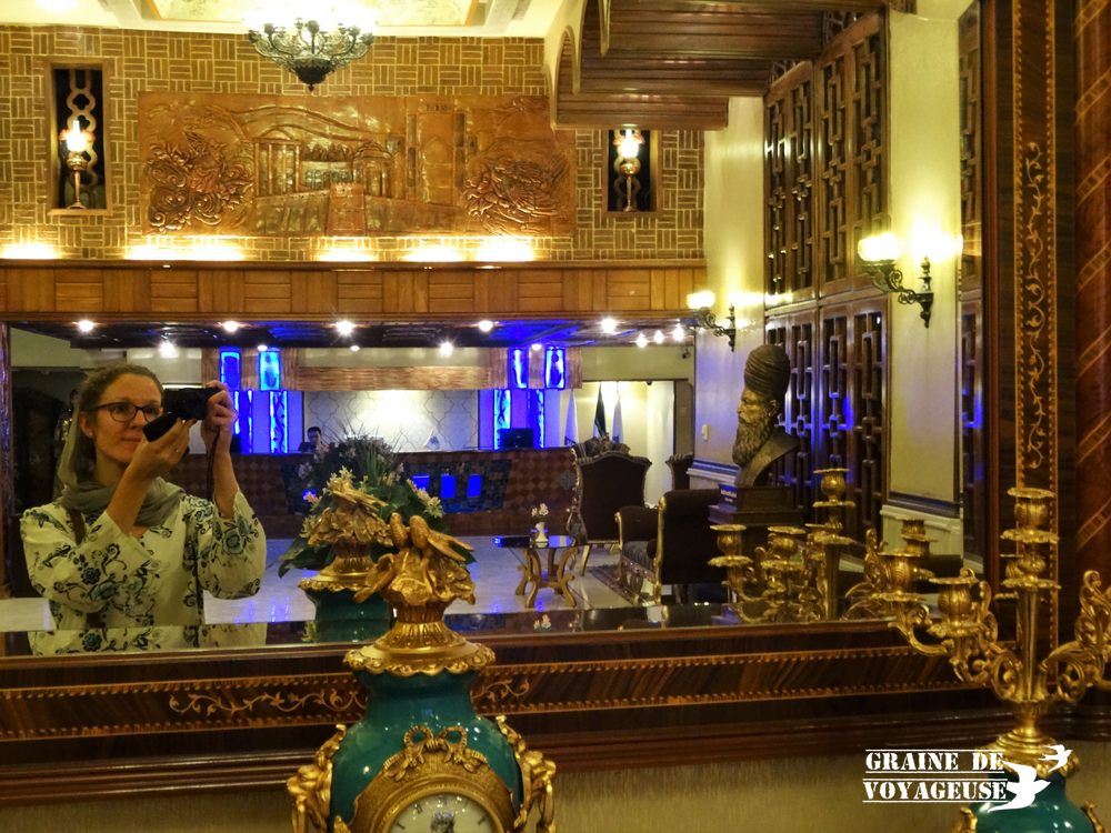 hotel karimkhan shiraz iran