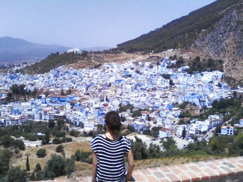 Voyager et étudier - l'expérience d'Armelle au Maroc
