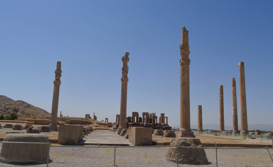 Visiter Persepolis en Iran