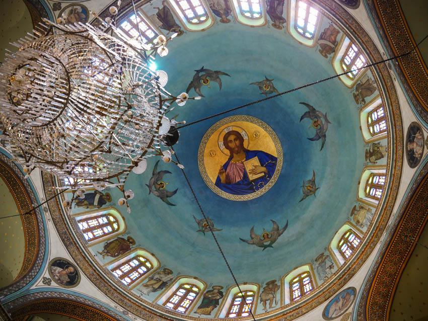Quartier copte Egypte
