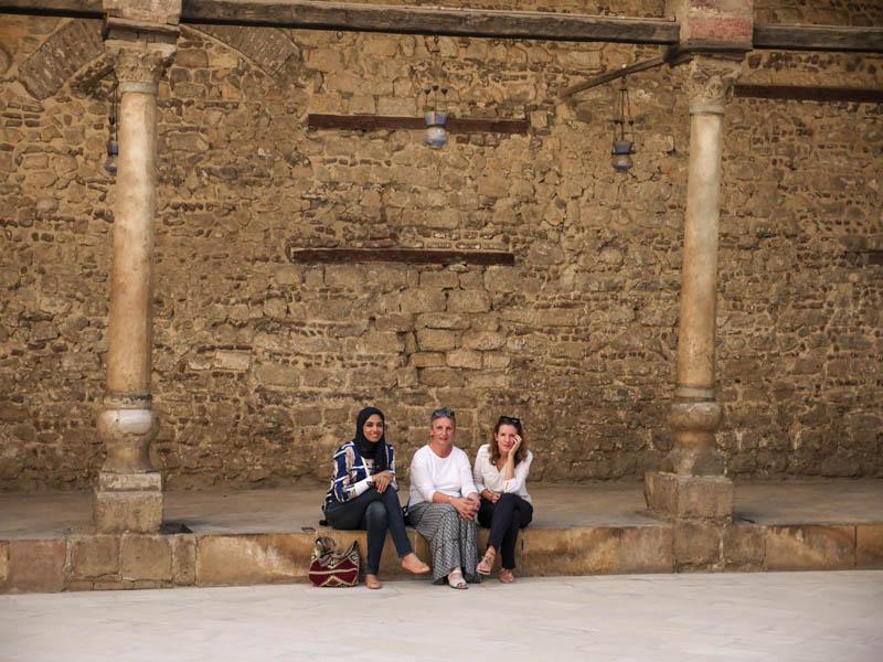 Quartier islamique du Caire