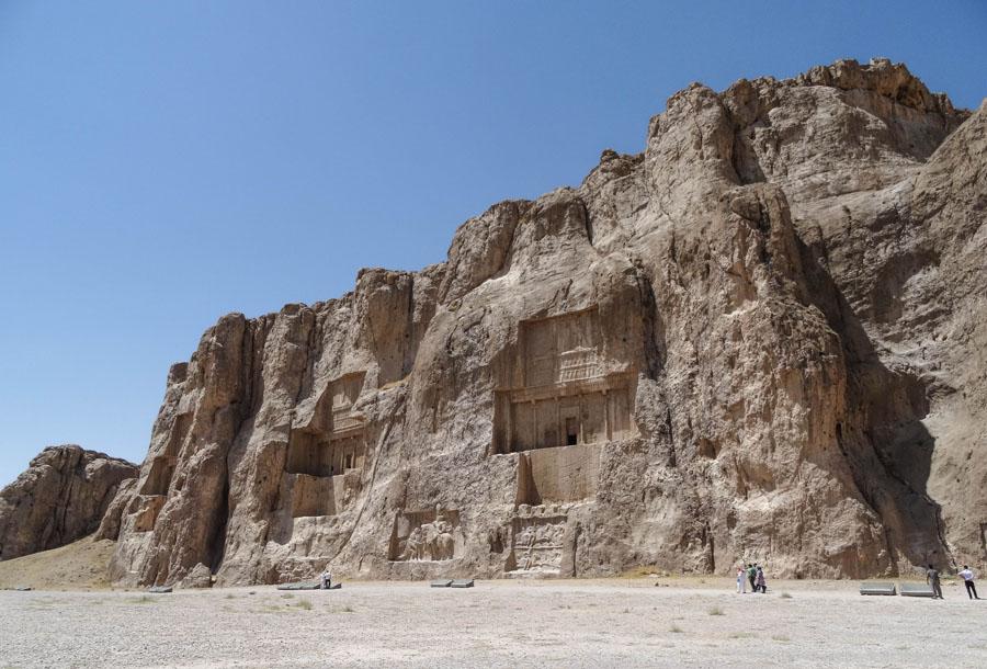 Necropolis Naqsh-e Rostam Iran